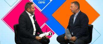Christophe Bonamy, Président du CEFSI – Face aux syndicats - Agora News Sécurité