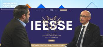 Pierre Grard, Président de l'IEESSE – Face aux syndicats - Agora News Sécurité