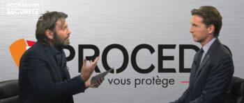 Interview flash de Clément Vuibert, directeur commercial associé du groupe Procedo - Agora News Sécurité