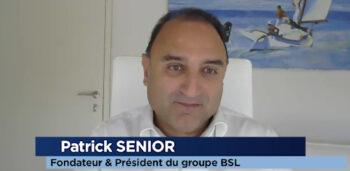 Patrick SENIOR, président du groupe BSL – Interview flash - Agora News Sécurité