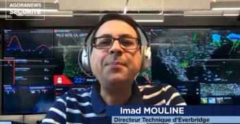 Imad MOULINE, directeur technique, Everbridge – Interview flash - Agora News Sécurité