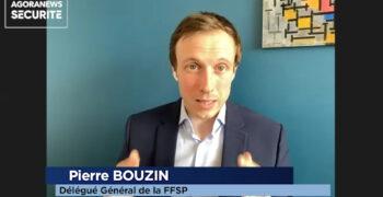 Pierre Bouzin, délégué général de la FFSP – Interview flash - Agora News Sécurité
