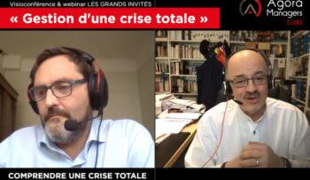 Webconférence: Gestion d'une crise totale avec Alain BAUER - Agora News Sécurité