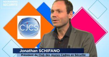 Jonathan Schifano, Président du Club des Jeunes Cadres en Sécurité – Face aux syndicats - Agora News Sécurité