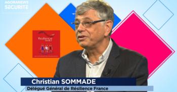 Christian Sommade, délégué général de Résilience France – Face aux Syndicats - Agora News Sécurité