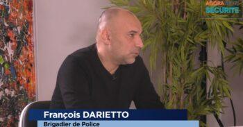 François Darietto, Brigadier de police – Droit au but - Agora News Sécurité