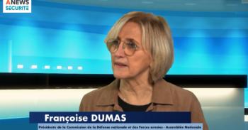 Continuum: Françoise Dumas - Agora News Sécurité