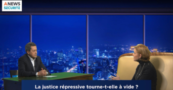 Fenech Security Talk: La Justice répressive tourne-t-elle à vide? - Agora News Sécurité