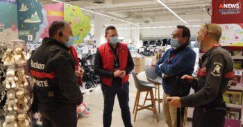 Auchan (Vélizy 2) – Les coulisses de la sécurité sûreté - Agora News Sécurité