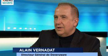 Continuum: Alain Vernadat - Agora News Sécurité