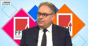 Régis Cousin, président de la Fédération Française des Métiers de l'Incendie – Face aux Syndicats - Agora News Sécurité