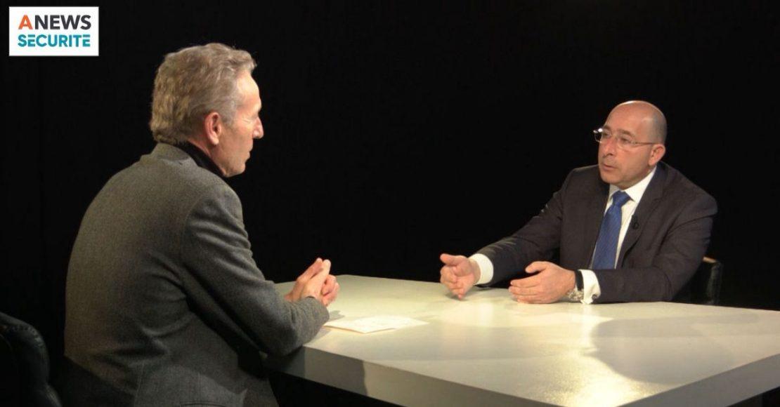La Grande Interview: David OFER - Agora News Sécurité