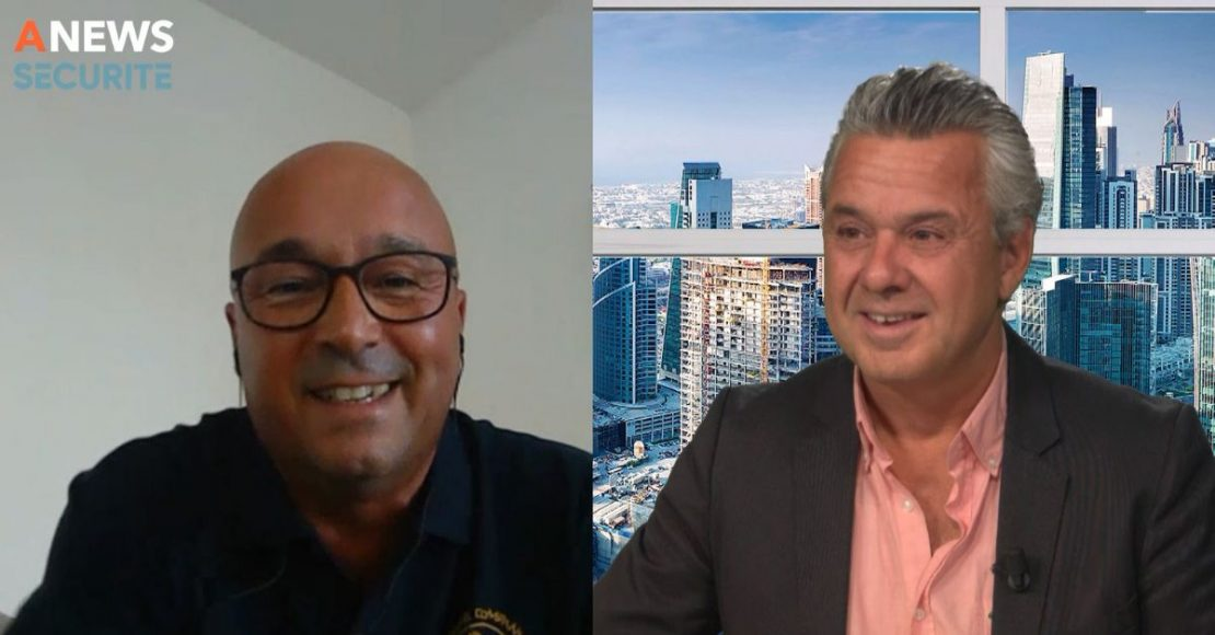 Christophe Beller, responsable du service sécurité et sûreté de la fonction publique hospitalière – Overseas - Agora News Sécurité