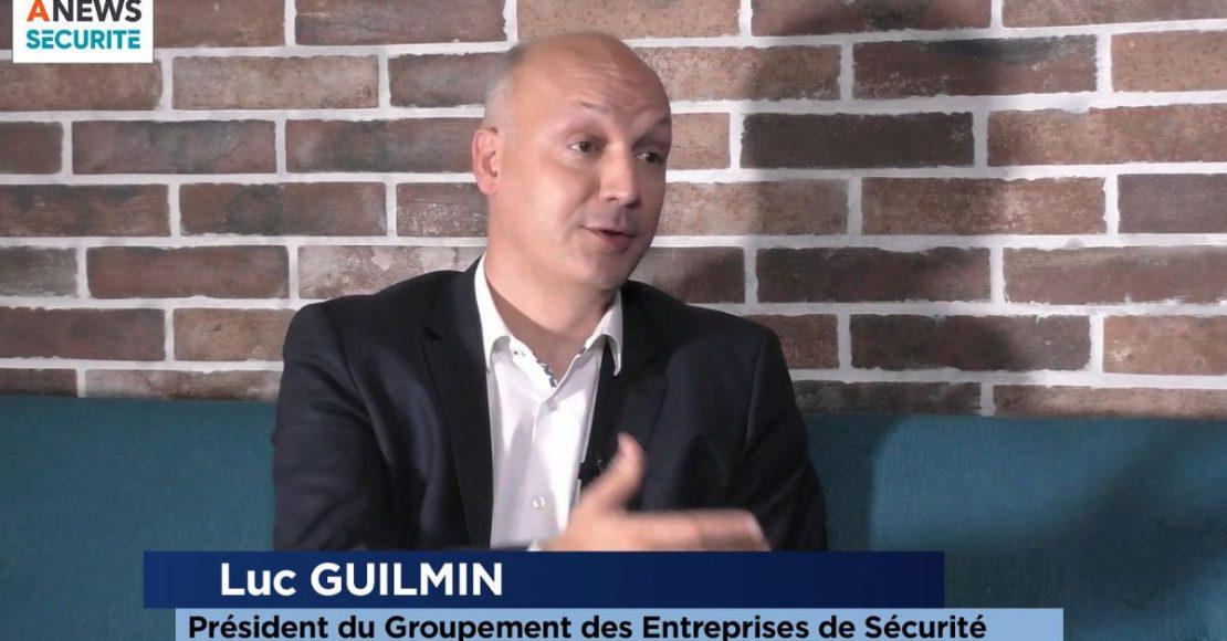 Luc Guilmin, président du GES – Face aux Syndicats - Agora News Sécurité