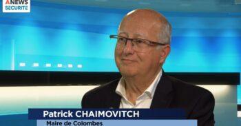 Continuum: Patrick Chaimovitch - Agora News Sécurité