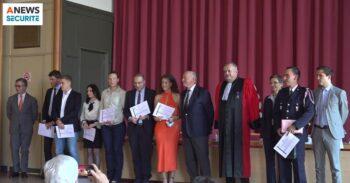 Remise de diplômes DU Sécurité Intérieure Nancy – Les incontournables de la sécurité - Agora News Sécurité