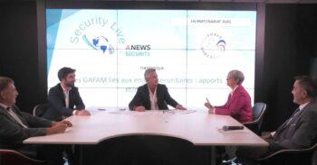 Les GAFAM liés aux enjeux sécuritaires: apports et/ou dangers - Agora News Sécurité